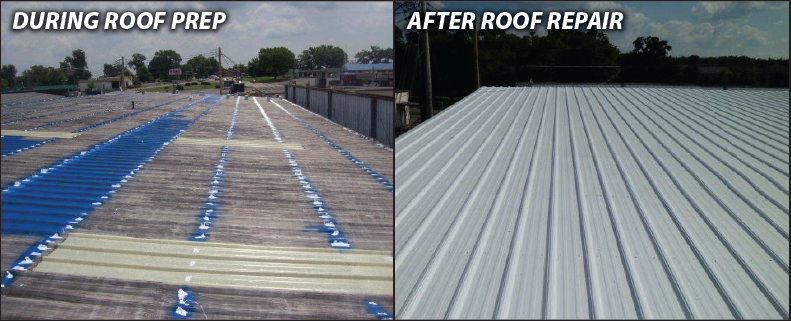 Renewable Roof Coating Systems