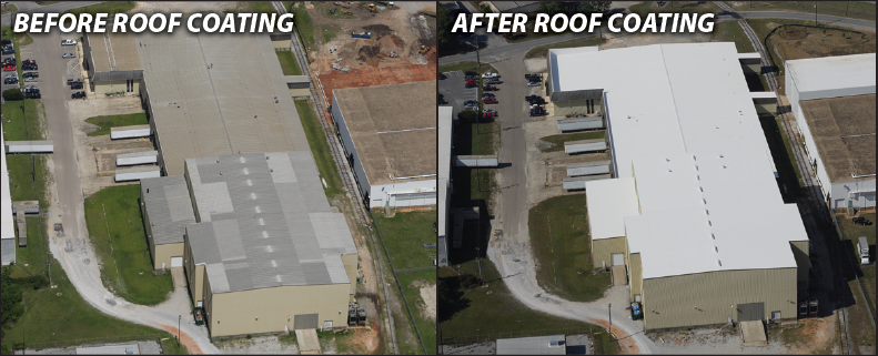 Met-A-Sil Liquid Applied Roofing